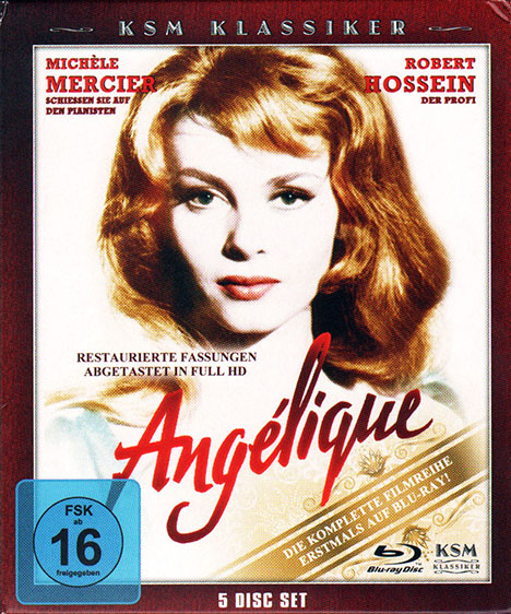 ANGELIQUE (German)
