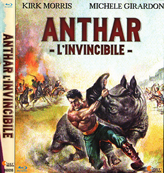ANTHAR L'INVINCIBLE
