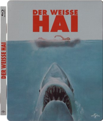 Der weisse Hai (Limited Steelbook Edition)